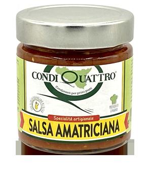 salsa amatriciana